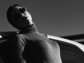 Model: Stella Moumouri © Kyriakos Kotanidis