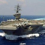 USS D. D. Eisenhower © US Navy, Miguel A. Contreras Contreras